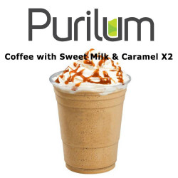 Coffee with Sweet Milk & Caramel X2 Purilum