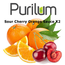 Sour Cherry Orange Sauce X2 Purilum