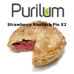 Strawberry Rhubarb Pie X2 Purilum