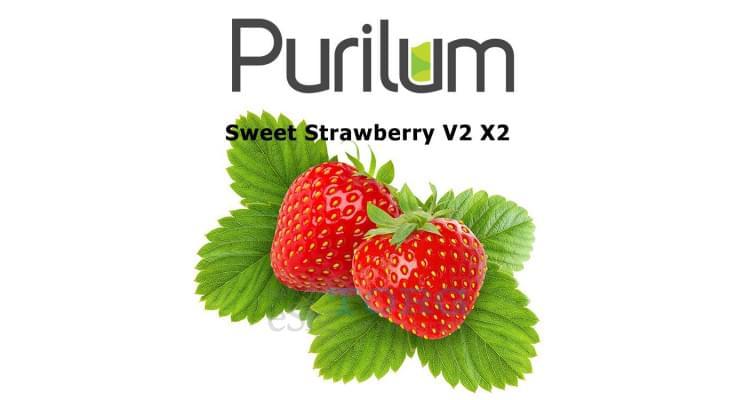 Ароматизатор Purilum Sweet Strawberry V2 X2