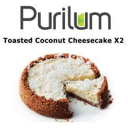 Toasted Coconut Cheesecake X2 Purilum