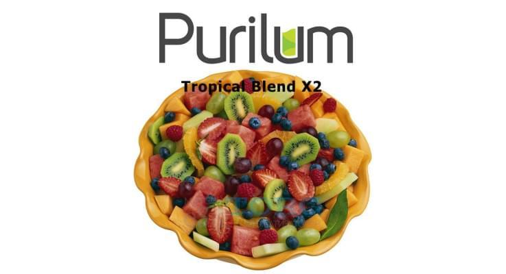 Ароматизатор Purilum Tropical Blend X2