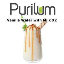 Vanilla Wafer with Milk X2 Purilum