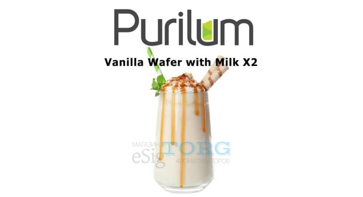 Ароматизатор Purilum Vanilla Wafer with Milk X2
