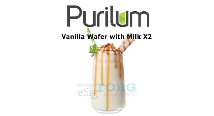 Ароматизатор Purilum Vanilla Wafer with Milk X2