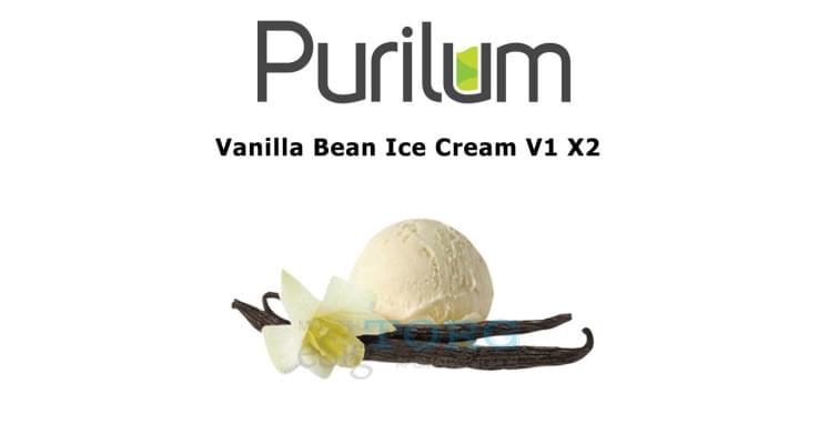 Ароматизатор Purilum Vanilla Bean Ice Cream V1 X2