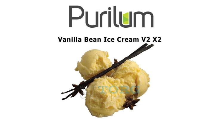 Ароматизатор Purilum Vanilla Bean Ice Cream V2 X2