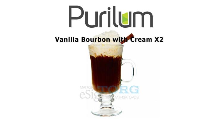 Ароматизатор Purilum Vanilla Bourbon with Cream X2