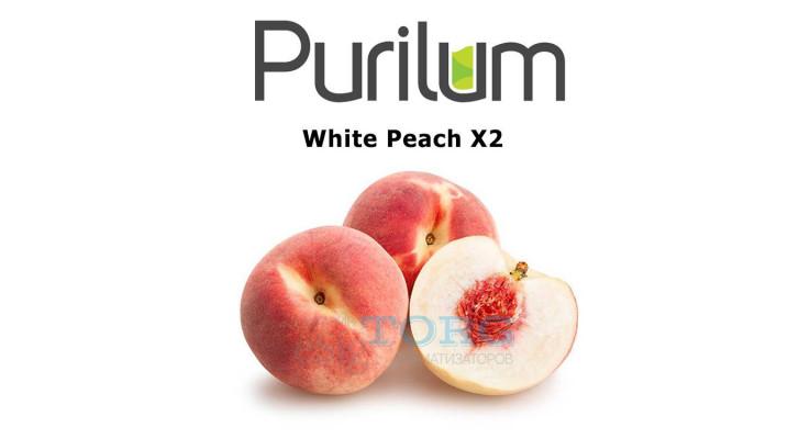 Ароматизатор Purilum White Peach X2