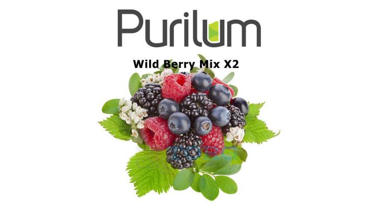 Ароматизатор Purilum Wild Berry Mix X2
