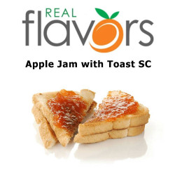 Apple Jam with Toast SC Real Flavors