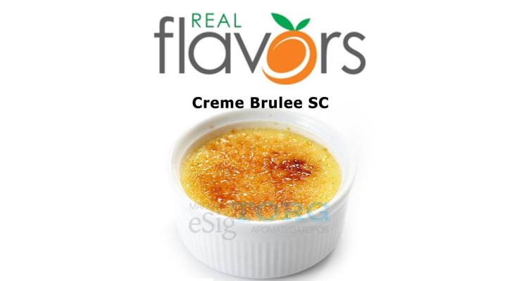 Ароматизатор Real Flavors Creme Brulee SC