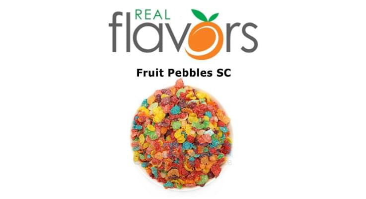 Ароматизатор Real Flavors Fruit Pebbles SC