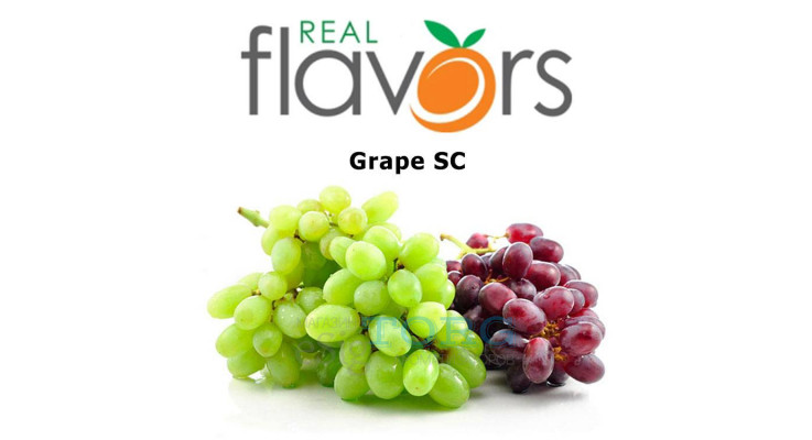 Ароматизатор Real Flavors Grape SC