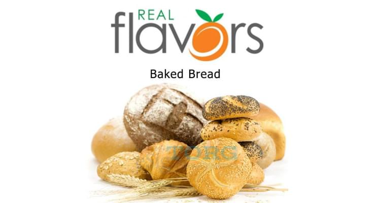 Ароматизатор Real Flavors Baked Bread SC