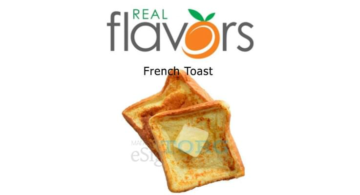 Ароматизатор Real Flavors French Toast SC
