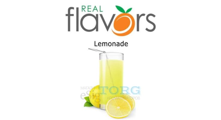 Ароматизатор Real Flavors Lemonade SC