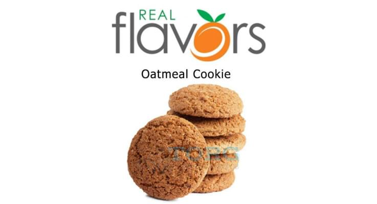 Ароматизатор Real Flavors Oatmeal Cookie SC