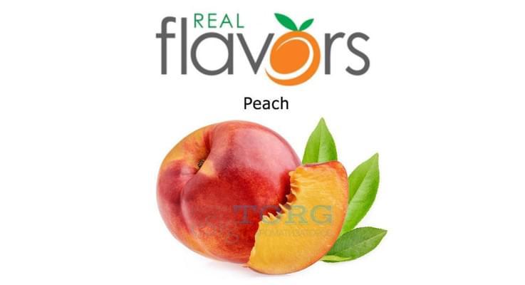 Ароматизатор Real Flavors Peach SC