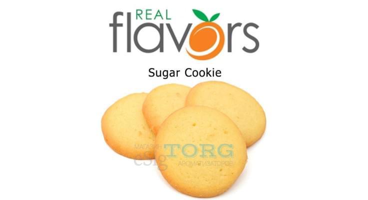 Ароматизатор Real Flavors Sugar Cookie SC