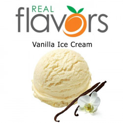 Vanilla Ice Cream SC Real Flavors