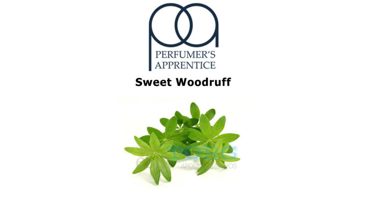 Ароматизатор TPA Sweet Woodruff