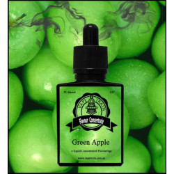 Green Apple Vape Train