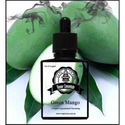 Green Mango Vape Train