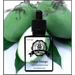 Green Mango Vape Train