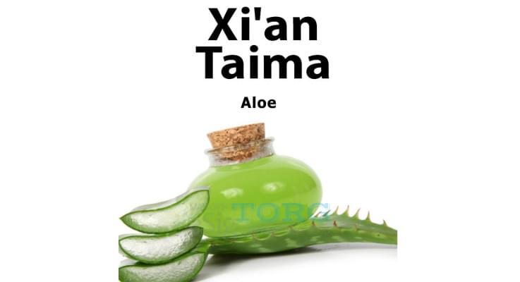 Ароматизатор Xi'an Taima Aloe