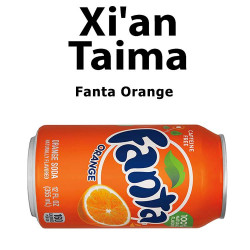 Fanta Orange Xian Taima