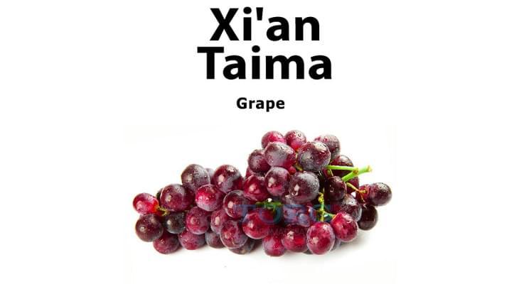 Ароматизатор Xi'an Taima Grape