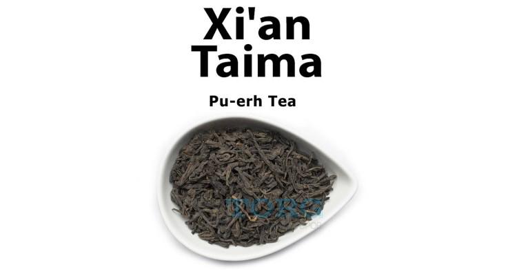 Ароматизатор Xi'an Taima Pu-erh Tea