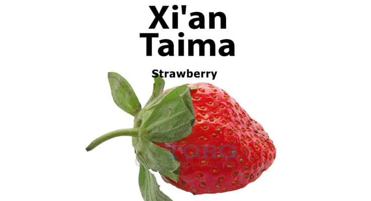 Ароматизатор Xi'an Taima Strawberry