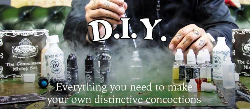 Decadent Vapours безопасность ароматизаторов