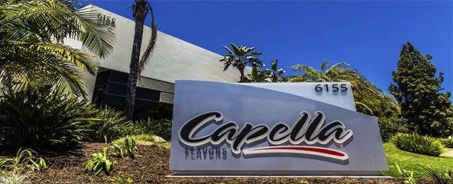 Ароматизаторы Capella